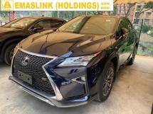2017 LEXUS RX 200T
