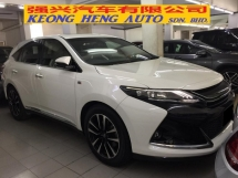 2016 TOYOTA HARRIER 2.0 (A) GS Model Registered 2018