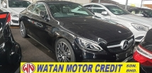 2017 MERCEDES-BENZ C-CLASS C300 COUPE AMG SPORT ACTUAL YEAR MAKE NO HIDDEN CHARGES