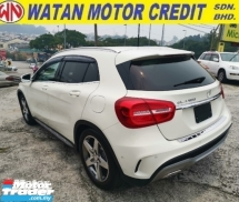 2015 MERCEDES-BENZ GLA 180 AMG Unregister 1 YEAR WARRANTY