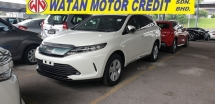 2018 TOYOTA HARRIER 2.0 NEW FACELIFT ACTUAL YEAR MAKE 2018 NO HIDDEN CHARGES