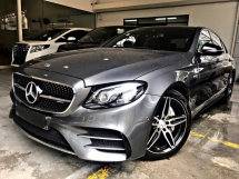 2017 MERCEDES-BENZ OTHER E43  3.0 AMG SPEC PREMIUM PLUS 4 MATIC LIMITED STOCK SPECIAL PROMOTION BAGI JADI JAA