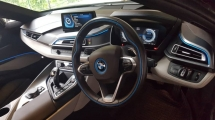 2016 BMW I8 1.5 eDrive Plug in Hybrid Unreg Local AP