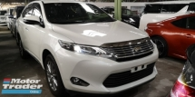 2014 TOYOTA HARRIER PREMIUM 2.0 / POWER BOOT / OFFER UNIT / READY STOCK NO NEED WAIT