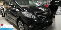 2014 TOYOTA ALPHARD TYPE GOLD 2 / ALPHINE TV AND MONITOR / TIPTOP CONDITION FROM JAPAN