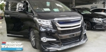 2016 TOYOTA ALPHARD SC 2.5CC / MODELISTA / GS GRILL / TIPTOP CONDITION FROM JAPAN