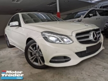 2015 MERCEDES-BENZ E-CLASS E250 2.0 SE / OFFER UNIT / TIPTOP CONDITION FROM JAPAN