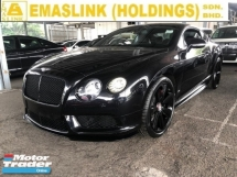 2015 BENTLEY CONTINENTAL GT 4.0 V8