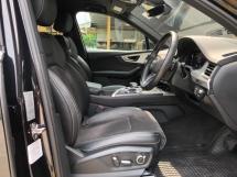 2016 AUDI Q7 3.0 TDi S-Line Quattro New Model MMi Touch Head Up Display Matrix LED Lights 7 Seat Dynamic Drive Select Multi Function Paddle Shift Steering Reverse Camera Unreg