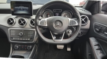 2017 MERCEDES-BENZ GLA 250 2.0 (A) AMG 4-Matic CBU 57k Km Mileage Full Service By Mercedes Balakong Warranty Until 2020 Worth Buy