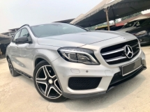 2017 MERCEDES-BENZ GLA 2.0 AMG 4 MATIC (A) FULL SVR RECORD UNDER WARRANTY HSS