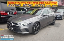 2019 MERCEDES-BENZ A-CLASS A200 TURBO AVANTGARDE