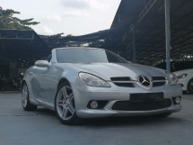 2008 MERCEDES-BENZ SLK 200 R171 Only one