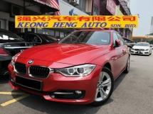 2015 BMW 3 SERIES 320i SPORTS TRUE YEAR MADE 2015 MIL 80K KM UNDER BMW WARRANTY TO SEP 2020