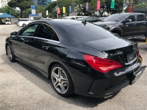 2014 MERCEDES-BENZ CLA CLA250 AMG Edition 2.0 Turbocharged 211hp 7G-DCT 2 Memory Seat Distronic Pre-Crash Bi-Xenon Multi Function Paddle Shift Steering Reverse Camera Bluetooth Connectivity Unreg