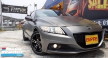 2014 HONDA CR-Z 1.5 (M) LIMITED EDITION !! HYBRID IMA SPORT !! S PLUS HATCHBACK COUPE !! 5 SPEED CVT 8 VALVE SOHC I-VETC !! 4 CYLINDER IN LINE !! NEW FACELIFT !! PREMIUM FULL HIGH SPECS !! ( 1M4U 8218 ) 1 CAREFUL OWNER !!