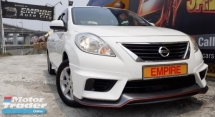 2014 NISSAN ALMERA 1.5 (A) VL EDITION IMPUL NISMO FULL BODYKIT !! NEW FACELIFT !! 16 VALVE DOHC 4 CYLINDER IN-LINE !! 4 SPEED AUTOMATIC TRANSMISSION !! FULL FABRIC SEATS !! PREMIUM HIGH SPECS !! ( WXX 1036 ) 1 CAREFUL OWNER !!