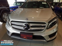 2016 MERCEDES-BENZ GLA Mercedez GLA 180 AMG Sports