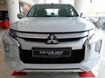 2018 MITSUBISHI TRITON PREMIUM 4X4 DISCOUNT 10K + Additional