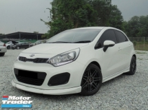 2013 KIA RIO 1.4 EX Sporty TipTOP Condition LikeNEW