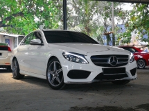 2018 MERCEDES-BENZ C-CLASS C200 AMG Package
