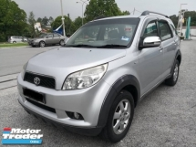 2009 TOYOTA RUSH 1.5 S(A)BEST CONDITION IN TOWN