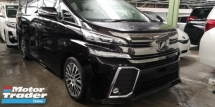 2015 TOYOTA VELLFIRE ZG 2.5 / PRE-CRASH / READY STOCK OFFER / DONT MISS OUT THIS TIME / 4 YEARS WARRANTY UNLIMITED KM