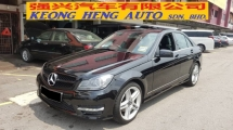 2014 MERCEDES-BENZ C-CLASS C200 CGI AMG LINE (A) REG 2014, ONE CAREFUL OWNER, FULL SERVICE RECORD, LOW MILEAGE DONE 92K KM, FREE 1 YEAR GMR CAR WARRANTY, 18