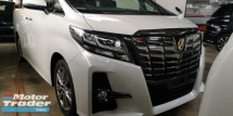 2016 TOYOTA ALPHARD SA 2.5 TYPE BLACK EDITION / POWER BOOT / 7 SEATER / ORIGINAL MILEAGE NO TAPPED / READY STOCK