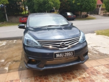 2013 NISSAN LIVINA 1.8 Auto Dec 2013 FACELIFT MODEL NAVI LEATHER SEAT