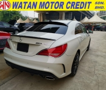 2014 MERCEDES-BENZ CLA 250 AMG UNREGISTER 1 YEAR WARRANTY