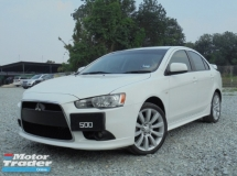 2010 MITSUBISHI LANCER 2.0 GT PaddleShift Facelift TipTOP LikeNEW
