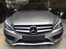 2015 MERCEDES-BENZ C-CLASS 200 AMG PREMIUM PLUS SPEC WITH PAN ROOF / BURMESTER SOUND SYSTEM SPECIAL PROMOTION