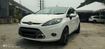 2013 FORD FIESTA 1.6 SPORT (A) 1 BANKER LADY OWNER