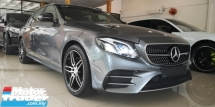 2017 MERCEDES-BENZ E-CLASS E43 3.0 V6 BITURBO / PREMIUM PLUS SPEC / READY STOCK NO NEED WAIT / 4 YEARS WARRANTY UNLIMITED KM