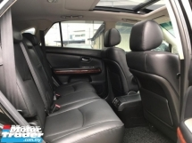 2008 TOYOTA HARRIER 240G PREMIUM L HIGH SPEC - SUNROOF - FULL LEATHER - ELECTRIC SEAT - NICE PLATE NUM - CONDITION TERBAIK - ALL ORIGINAL - PROMO NAK RAYA 2020 - MUST VIEW
