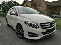 2016 MERCEDES-BENZ B-CLASS 2016 Mercedes Benz B200 BLUEEF 1.6 (A) FACELIFT
