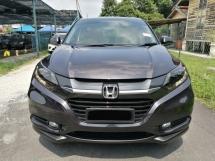 2017 HONDA HR-V 2017 Honda HR-V 1.8 V (A) HIGH SPEC