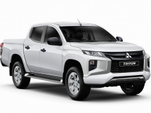 2018 MITSUBISHI TRITON VGT MIVEC 4x4 Discount Std 6K + Additional