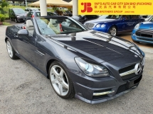 2012 MERCEDES-BENZ SLK SLK250 AMG SPORT Japan High Spec