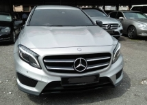 2015 MERCEDES-BENZ GLA 250 AMG LINE CBU 2015 REGISTER MAY 2016 IMPORTED NEW FULL SERVICE RECORD
