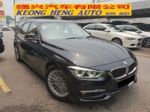 2016 BMW 3 SERIES 318i (CKD Local Spec)