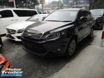 2014 TOYOTA HARRIER PREMIUM 2.0 / JBL SOUND SYSTEM / POWER BOOT / 4 YEARS WARRANTY UNLIMITED KM