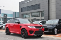 2015 LAND ROVER RANGE ROVER SPORT AUTOBIOGRAPHY 5.0 SVR EDITION Upgrade worth RM150k