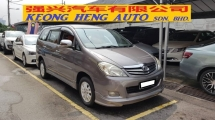 2009 TOYOTA INNOVA 2.0E (AT) REG 2009, CAREFUL OWNER, LEATHER SEAT, MILEAGE DONE 96K KM, BODY KIT, 100% ACCIDENT FREE, 15