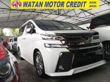 2016 TOYOTA VELLFIRE 2.5 GOLDEN EYES 360 CAMERA PRE CRASH SUNROOF JAPAN UNREG