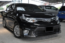 2015 TOYOTA VIOS 1.5G Edition New Car Condition Full Bodykit