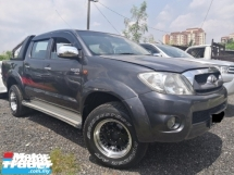 2009 TOYOTA HILUX DOUBLE CAB 2.5G (AT)