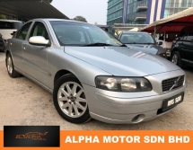 2002 VOLVO S60 2.0 T (A) PRICE NEGO