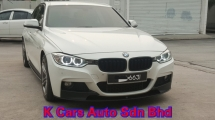 2015 BMW 3 SERIES F30 320i 2.0 (CKD) M-Sport Facelift Low Mileage 66k Km Fully Convert M-Sport Bodykit Confirm Accident Free No Repair Need Free Warranty Worth Buy